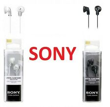 Sony MDRE9LPBL Earbuds IN-EAR Stereo Wired Headset Headphones MP3 iPhone Android