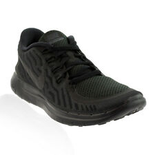 Nike - Free 5.0 Running Shoe - Black/Black/Anthracite