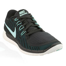 Nike - Free 5.0 Running Shoe - Anthracite/Copa/Black/Blue Lagoon