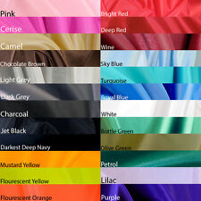 Waterproof fabric light boat seat cushion cover material 4oz nylon -10m colors G