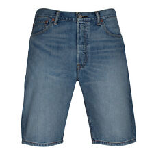 Mens Levis 501 Dunktank Denim Shorts