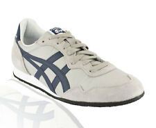 Onitsuka Tiger - Serrano Casual Shoe - GREY/NAVY