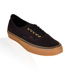 Vans - Authentic - Black/Rubber
