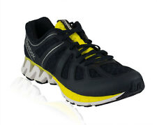 Reebok - ZigKick Dual Running Shoe - Navy/Silver/Yellow/White