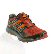 Salomon - XR Mission Trail Running Shoes - Flea/Autobahn/Fall Orange