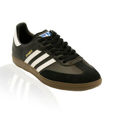 Adidas - Samba Casual Shoe - Black/White