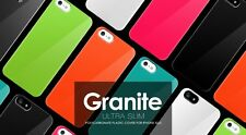 Authentic More-Thing Granite Ultra Case for iPhone 5S/5 +screen protector