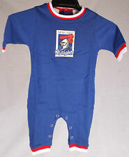 Official NRL Newcastle Knights Baby Body Suit - Size: 00