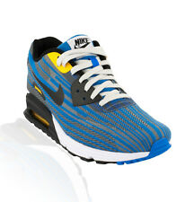 Nike - Air Max Lunar 90 JCRD Training Shoe - Light Ash Grey/Black/Blue