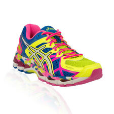 Asics - Gel Kayano 21 Running Shoe - Flash Yellow/White/Black