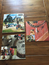 OASIS BE HERE NOW LP 1ST PRESS FIRST CRE LP 219 CREATION MANCHESTER 1997