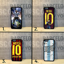 Lionel Messi Barcelona football case cover for iPhone 4/4s 5/5s/5c 6 6+ 6s