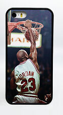 MICHAEL JORDAN CHICAGO BULLS NBA PHONE CASE COVER FOR IPHONE 6S 6 PLUS 5C 5 5S 4