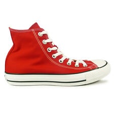 Mens Converse Chuck Taylor All Star Red Hi Trainers