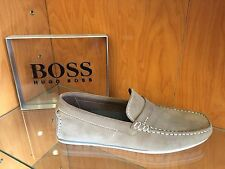 Hugo Hugo Boss - C Traveso Loafer / Moccasin In Beige/Khaki