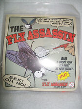 2 x FLY ASSASSIN -KILL FLIES, BUGS & MOSQUITOS