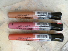 WET N WILD MEGALAST LIQUID LIP COLOR LIP GLOSS CHOOSE YOUR SHADE NEW & SEALED!
