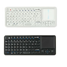 Rii RT-MWK06 Wireless 2.4Ghz Bluetooth Remote Keyboard Touchpad For PCTV box
