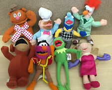 Mcdonalds UK the Muppet Show Soft Toy 2002 Jim Henson Various New in Bag