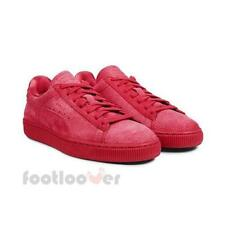 Shoes Puma Suede Classic + Colored 360584 02 Woman Red Special Edition