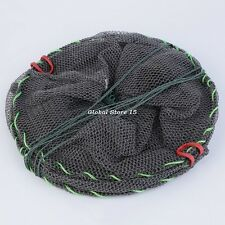 Crab Crayfish Lobster Catcher Pot Trap Fish Net Eel Prawn Shrimp Live Bait GS