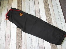 Manchester United Track Pant Black Med and XXL (3194167/91) loc 190