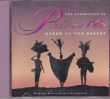 The Adeventures of Priscilla Queen Of the Desert  Original Soundtrack  CD
