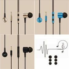 For iPhone Samsung 3.5mm Piston In-Ear Earbuds Earphone Headset Headphone gmb