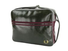 Fred Perry Classic Shoulder Retro Record/ Messenger Bag