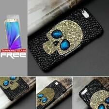 Crystal Skull Skeleton Hard Silicone Phone Case For iPhone 4/5/5s/6/6s/&Plus/SE