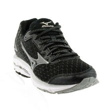 Mizuno - Wave Rider 19 Running Shoe - Black/White/Dark Shadow
