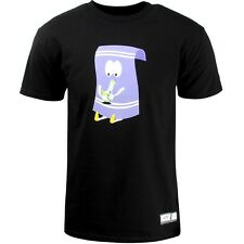 HUF x South Park Towelie 420 Tee black