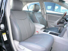 Toyota Camry (2007-2011) Clazzio Custom-Fit Synthetic Leather Seat Covers
