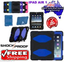 Griffin Survivor Heavy Duty Cover Shock Proof Tough Case for iPad Air 1