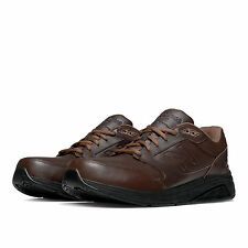 New Balance Men's Walking Brown Leather Shoes MW928BR2 928v2 All Sizes MW928