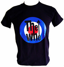 New The Who Retro Rock Band T-shirt size M, L and XL (thewho2)