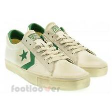 Shoes Converse All Star Pro Leather Vulc 152722c man sneakers basket White Pool