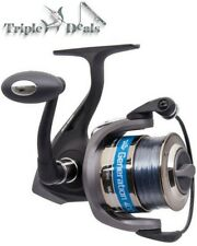 Jarvis Walker Generation Spinning Fishing Reel - Spooled with Fishing Line