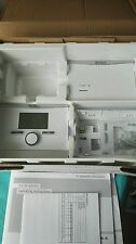 New Vaillant VRT350F Ecotec Combi Boiler Wireless Programmable Room Thermostat