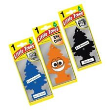 3 X pcs Little Trees Magic Trees Hanging Air Freshner Scent Car Truck home