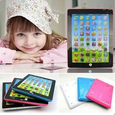 Baby Mini Pad Teach Kids Toy Gifts Learning English Educational Computer Tablet