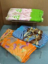 New 2 CHIC Womens Lightweight Scarves Assorted Colors and Designs
