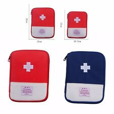 Pocket Medical Zipper Bag Travel Outdoor Camp Organizer Storage Holder Portable