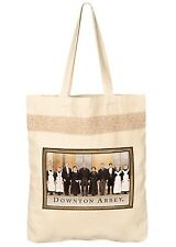 Downton Abbey TOTE Bag Downton CAST 15x17