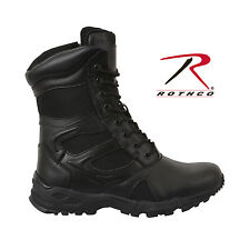 Rothco Forced Entry Deployment Boot With Side Zipper - 5358