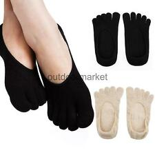 Cotton Anti-slip Invisible Socks Low Cut Shallow Mouth No-show Boat Socks