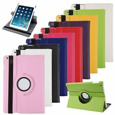 """For Apple iPad Pro 12.9"""" 360 Rotating Magnetic PU Leather Case Smart Cover Stand"""