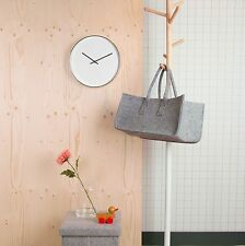 Grey Felt Magazine Storage Bag/ Basket