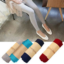 Women Girls Amusing Korean Style Candy Color Modal Cotton Slim Leggings Pants