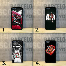 Michael Jordan Chicago Bulls NBA case cover for iPhone 4/4s 5/5s/5c 6 6+ 6s
